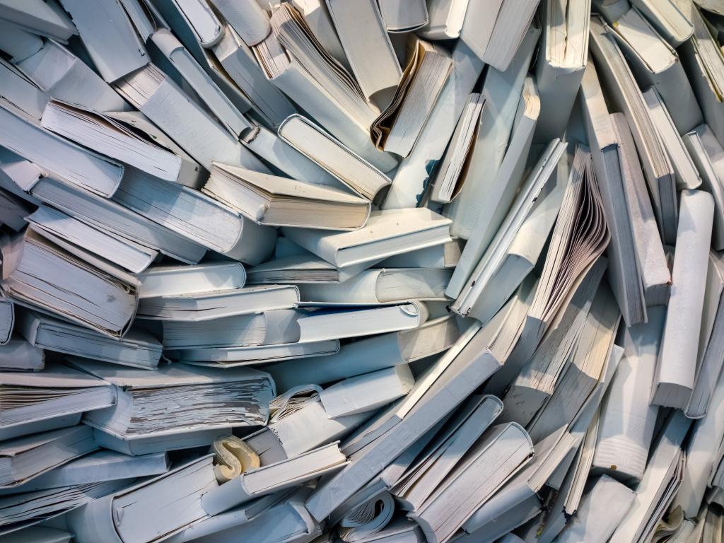 muitos livros