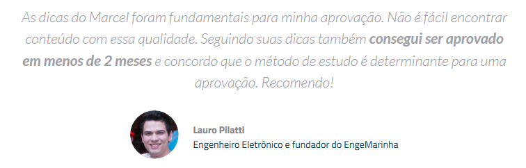 Depoimento Lauro
