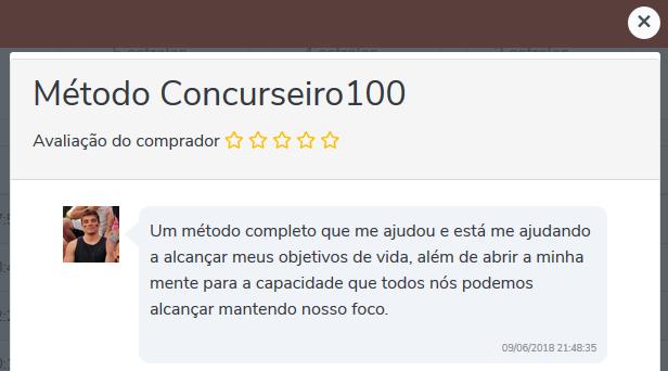 Depoimento Luan Concurseiro100