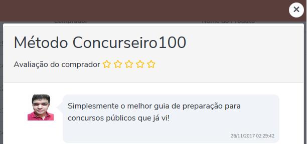 Concurseiro100 José Sergio
