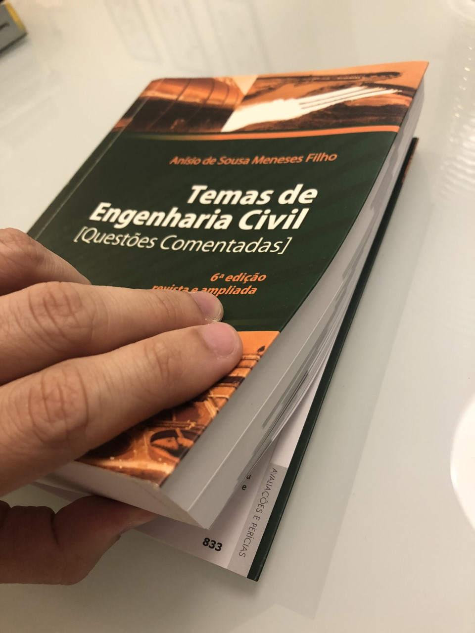 Temas de Engenharia Civil 6º edição