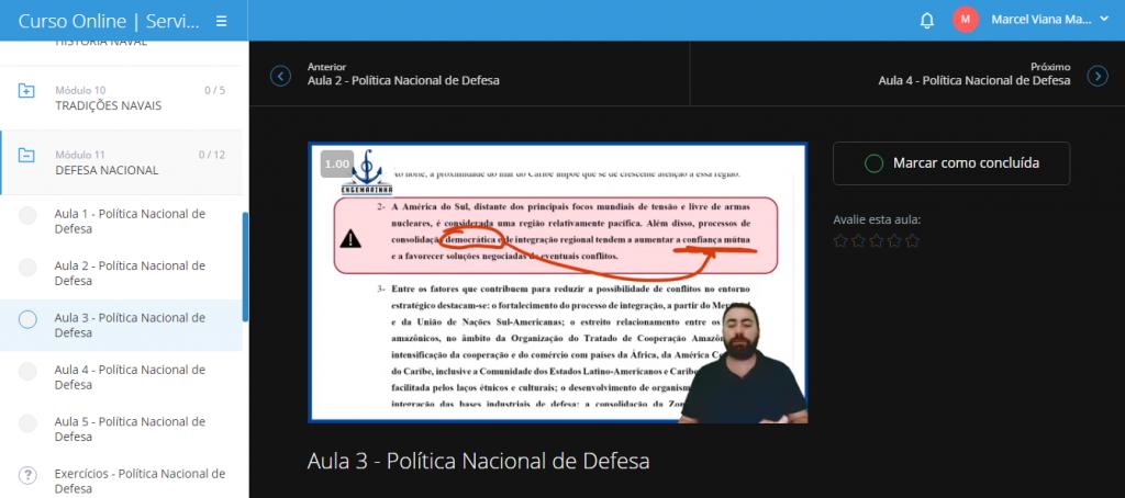 Conteúdo Engemarinha Vídeo